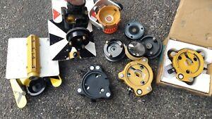 12 Piece Surveying Equipment Used