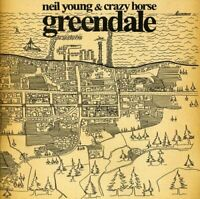 Neil Young - Greendale (NEW CD)