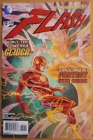 The FLASH #12a (2012 NEW 52, DC Comics) ~ VF/NM Comic Book