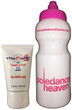 Tite poignée 2 (59ml) + Pole Dance Sport boissons bouteille 500ml x mains puissants / secs