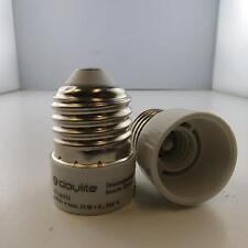 Lampensockel Adapter E27 auf E14 CFL Lampe Sockel Fassung Birne Leuchtmittel