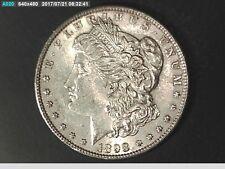 1898 P MS Silver Morgan Dollar 90% Bullion High Grade COIN MATT FINISH