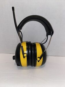 3M Digital WorkTunes AM-FM Stereo Headphones, New Without Box