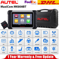 Autel MK808BT Auto Diagnostic Tool OBD2 Scanner DPF EPB BMS TPMS Code Reader+VCI