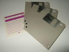 1x Floppy disk dischetto 3.5'' 1.44MB microdisk MF2-HD Mitsubishi