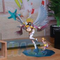 Digital Monster Angewomon Yagami Hikari PVC Action Figure 22cm Toy New In Box