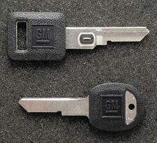 GM Buick Cadillac Chevrolet Pontiac OEM #3 Vats Code & Secondary H Key Blank
