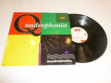 QUADROPHONIA - Quadrophonia - Original 1991 UK 4-track Vinyl Single