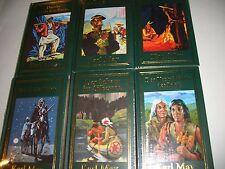 6 Karl May - Bände / Sammler Edition : Winnetou , Old Surehand  u.a. /  TOP
