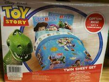 Disney Pixar Toy Story Twin Sheet Set Toys At Play