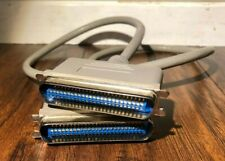 3ft short HD/MD/HPDB68 SCSI-3~Centronics/CN50pin Male~M External Cable/Cord/Wire