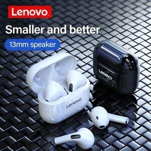 Original Lenovo LP40 Wireless Bluetooth Earbuds TWS Earphone Noise Reduction