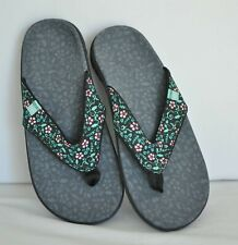Spenco Floral Sandals for Women for