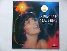 MIREILLE MATHIEU Album 2 disques IMPACT 6995250