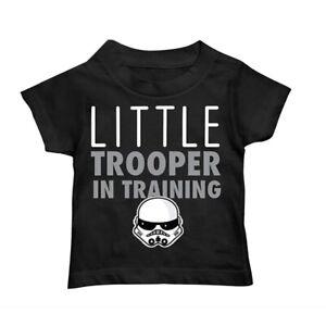 Star Wars Stormtrooper Trooper Mode Toddlers Boys T-shirt