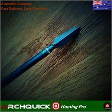 6/12 x Archery Hunting Broadhead - 2 Blade Compound Recurve Bow Hunting