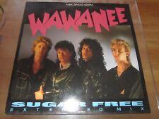"""WAWANEE - SUGAR FREE - 12"""" MAXI VINYL"""
