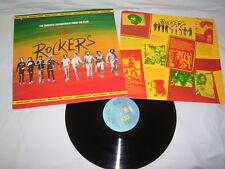 LP-blikandistjörnur bande sonore le Reggae Burning Spear Peter tosh Bunny Wailer # Cleaned