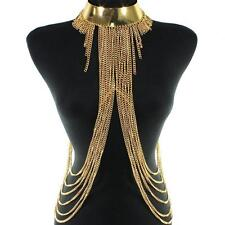 """choker collar body chain New Arrival 36"""" Body necklace"""