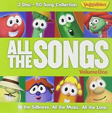 VeggieTales - All the Songs 1 [New CD]