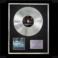 LINKIN PARK (CHESTER BENNINGTON)  METEORA  CD PLATINUM DISC FREE P+P!!