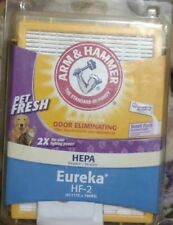Eureka HF-2 Vacuum cleaner Filter ARM & HAMMER 62640F boss smartvac 4800 upright