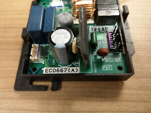 Daikin Air Conditioning EC0667 (A) Controller Board PCB 301355P RZQS125C7V1B