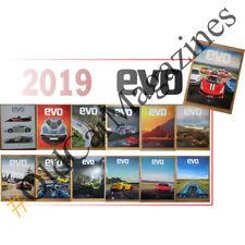 EVO Magazine 2019 - please choose issue from drop down menu