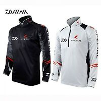 DAIWA Fishing Shirt Long Sleeved Quick-Drying Breathable Anti-UV Sun  Protection 3337c4380e5d