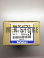 1pcs New Autonics pulse (Turn/linear speed table MP5Y-4N
