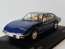 MONICA 560 V8 1974 DARK BLUE WHITEBOX WB085 1/43 LIMITED EDITION 1000 PIECES