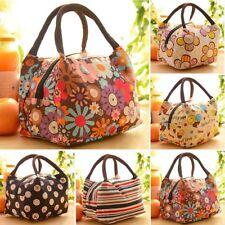 Women Portable Waterproof Lunch Bag Food Holde Picnic Multifunction Bags Handbag
