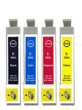 29XL Multipack 4 x Ink Cartridge Set For Epson XP-235 XP-332 XP-335 29 Non OEM