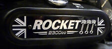 Triumph Rocket III Classic Roadster Touring Blende Ölbehälter  Aluminium 40410
