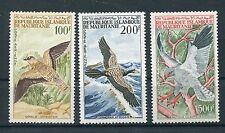 Mauretanien 223/25 postfrisch / Vögel ....................................1/1052