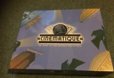RARE -CINEMATIQUE MOVIE FILM BOARD GAME OF PERFORMANCE AND ACTIVITY COMPLETE VGC
