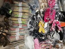 Bulk Buy Shoes 70 Pairs Unisex Adults, Children's Mixed Lot car boot, bulk buy