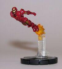 "I Am Iron Man 3"" Action Figure Boot Jets Running Shot Heroclix Marvel 2008 NIP"