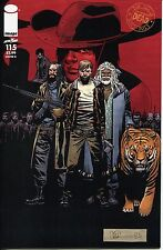 The Walking Dead #115 Connecting Cover Year 10 (2013, Image)