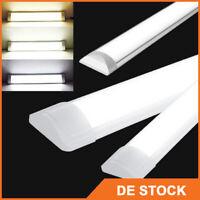 30/60/90/120cm LED Röhre Tube Leuchtstoffröhre Lichtleiste Deckenleuchte Lampe