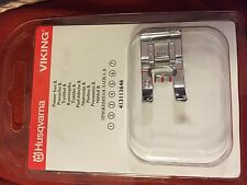 Viking Husqvarna Sewing Machine Genuine Presser Foot B – 413-1136-46 Fits 1-7