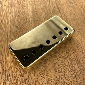 7-String Humbucker Cover - 57.6mm. - Brass Gold Plated - GP-HBGP57.6