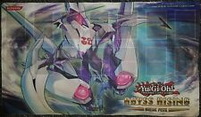 Yugioh Abyss Rising Sneak Peek playmat number c32: Shark Drake Weiss