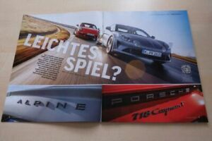 Sport Auto 1060) Renault Alpine A 110 S mit 292PS besser als...?