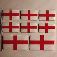 Pegatinas Genova Italia Pegatina Bandera Adhesivo 3D Relieve Resina