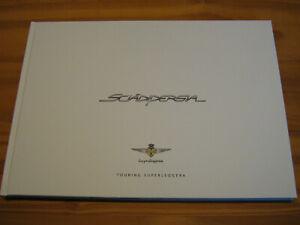 brochure 2019 TOURING SUPERLEGGERA MASERATI SCIADIPERSIA !!! _english text _
