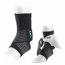 UP Ultimate One Size Fits All Strapped Neoprene Deluxe Ankle Injury Foot Support