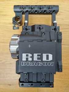 RED EPIC-X DRAGON 6K - TITLA HANDLE - PL MOUNT - RED DSMC CAMERA BODY