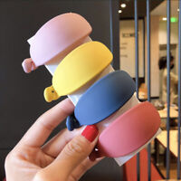 Women Banana Hair Clips Clamp Claw Hairpin Ponytail Headwear Accessories Plastic