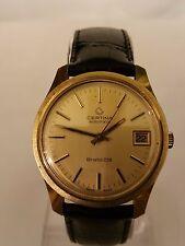 Certina Bristol 228 - Automatik Uhrwerk 25-651 -28Juwels-Vergoldet-Guter Zustand